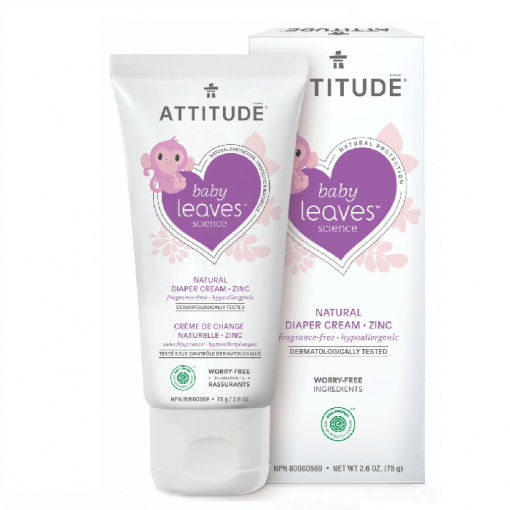 Attitude Little Ones Billencreme met zink 1