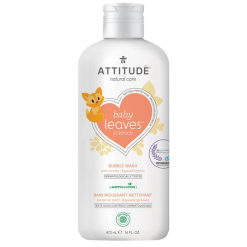 Attitude Bubble Wash – Pear nectar