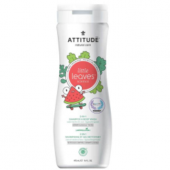 Attitude Little Leaves | 2-in-1 Shampoo | Watermeloen kokos