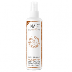 Naif easy styling hair lotion